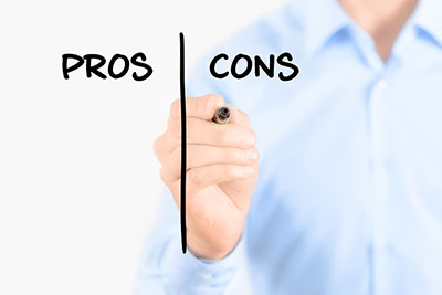 Pros & Cons of Bankruptcy